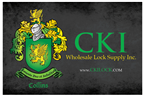 CKI Wholesale Lock Supply Inc